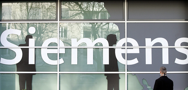 Siemens confirma la supresión de 6.800 empleos en su filial de telecomunicaciones
