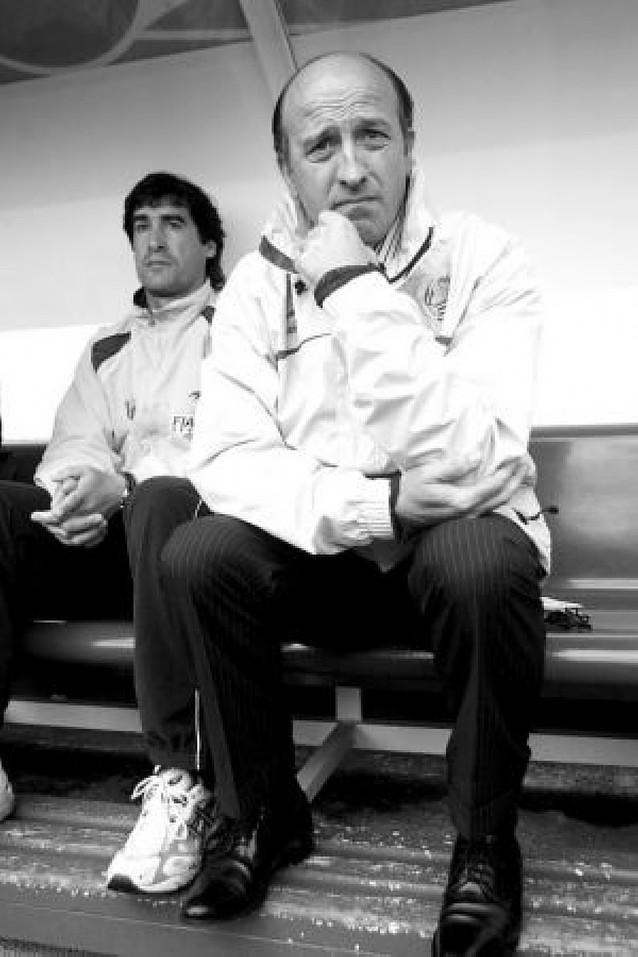José María Salmerón, nuevo técnico hasta junio de 2009