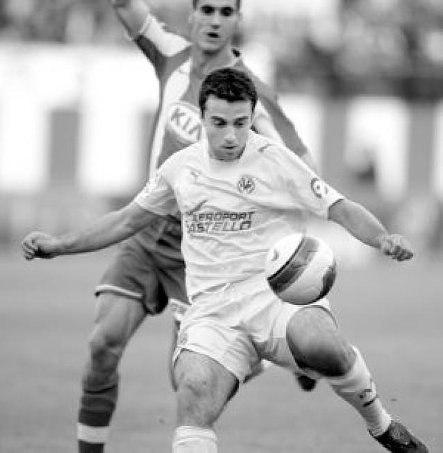 Los lesionados del Villarreal prepararon la visita deOsasuna