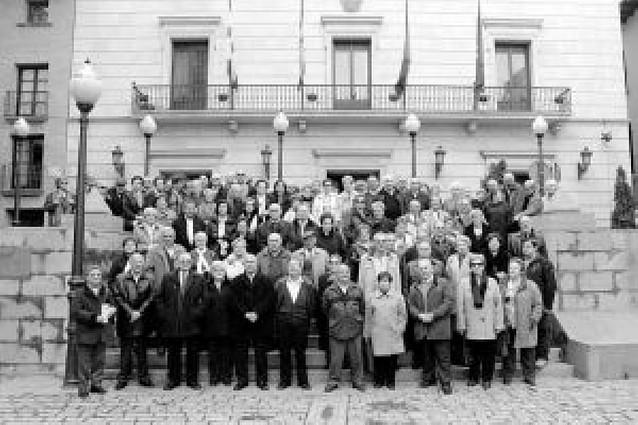 La Asociación Sancho el Mayor, en Tudela