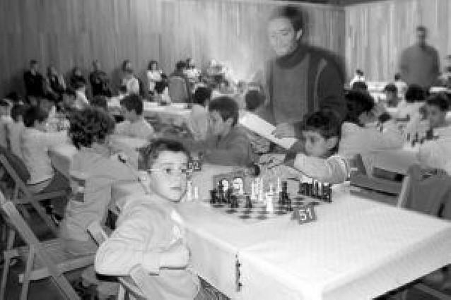 Un campeonato de ajedrez reúne a 69 participantes riberos