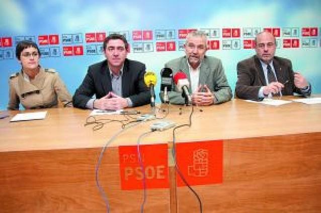 PSN destaca su aportación a la mejora de la sanidad en la Ribera
