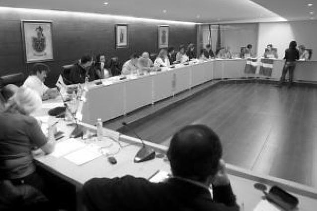 PSN, UPN y CDN de Burlada apoyan la ilegalización de ANV