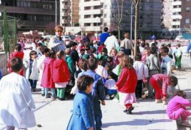 El colegio Iturrama cumple 25 años