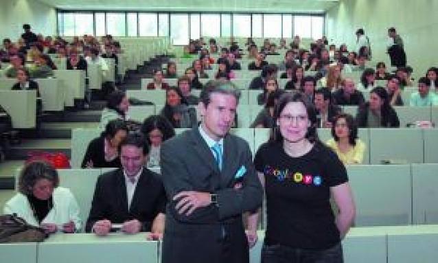 Google busca nuevos talentos en la Universidad de Navarra