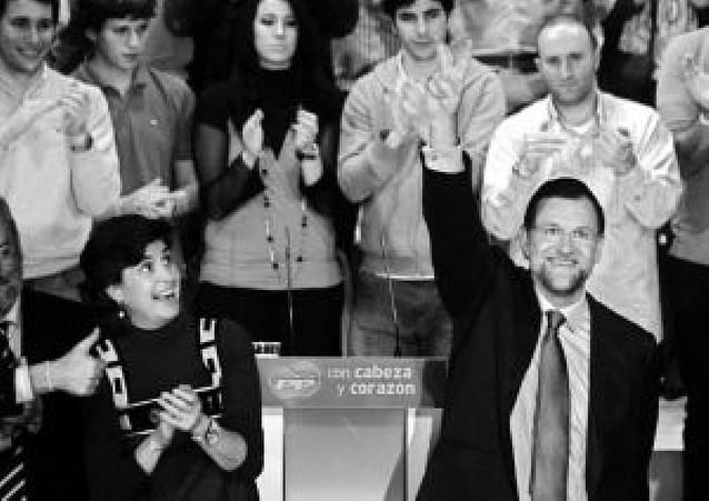 Rajoy compara un País Vasco sin ETA y en libertad con la caída del muro de Berlín