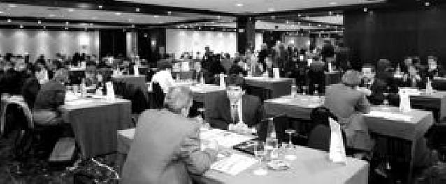 La Cámara de Comercio reúne a 136 empresas españolas con 56 posibles clientes europeos