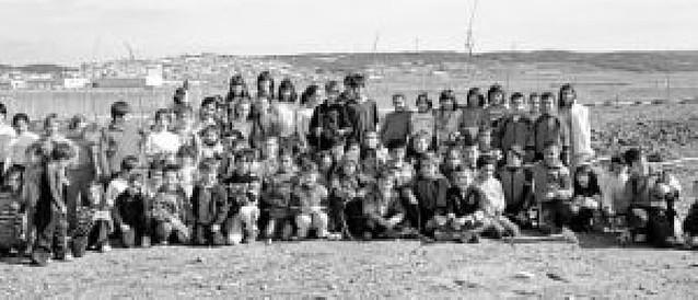 Los escolares de Sesma firman un compromiso para cuidar el entorno
