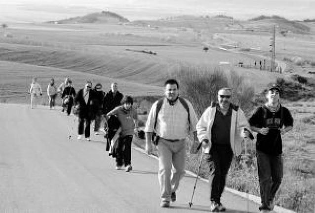 El especial de Diario de Navarra sobre la Javierada ribera se venderá en Carcastillo