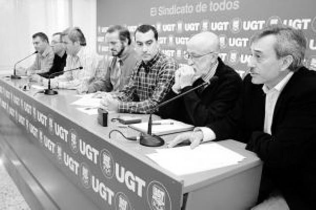 UGT une a policías de toda España para mejorar coordinación y condiciones laborales