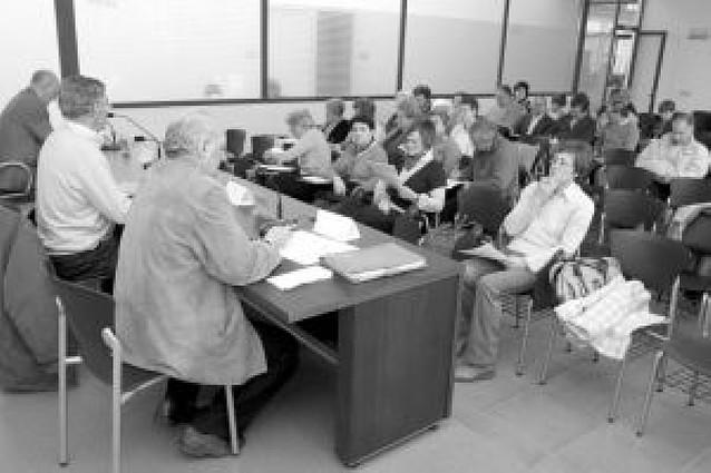 Presentan en Pamplona una Confederación de jubilados