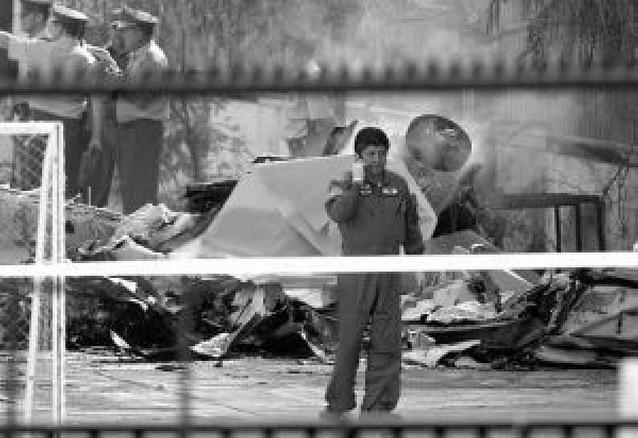 Once muertos en Chile al estrellarse una avioneta de la policía