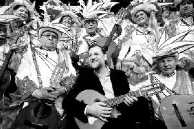 Rajoy apuesta por ser implacable por la legalidad de la inmigración
