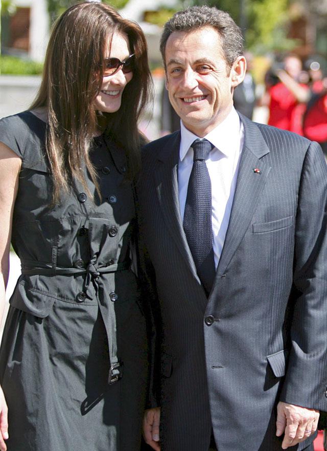 Sarkozy dice que está dispuesto a ir a buscar a Betancourt a la selva