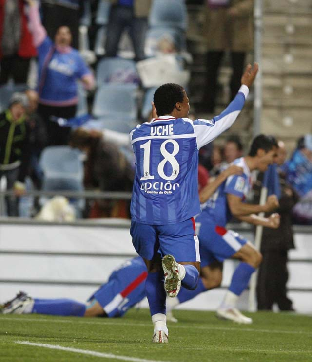 El Getafe deja casi sentenciado el pase a la final (3-1)