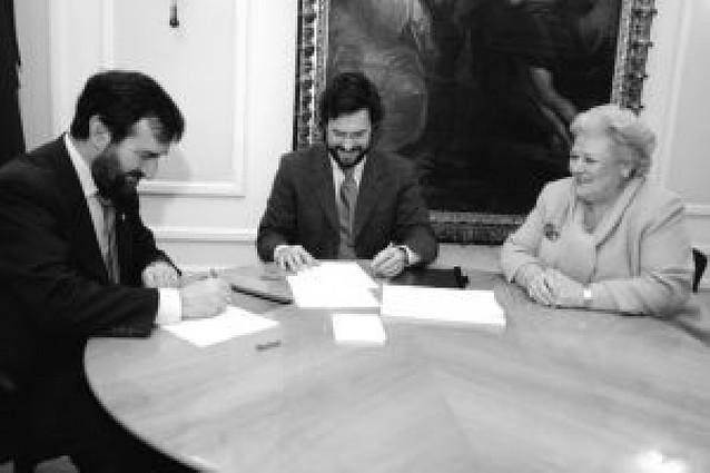 Convenio de Diario de Navarra con la Sinfónica de Navarra
