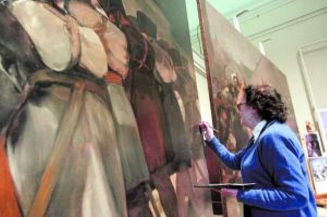 La mirada de Goya sobre la guerra