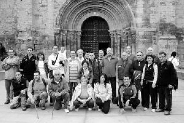 La Ribera inicia la marcha a Javier