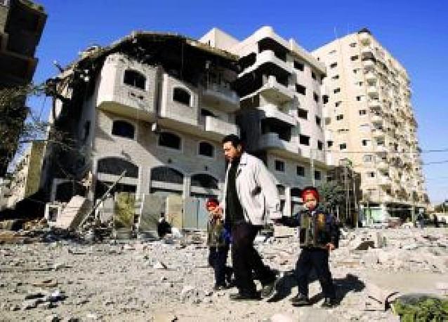 Mueren al menos 30 palestinos y un israelí en las dos últimas jornadas de violencia