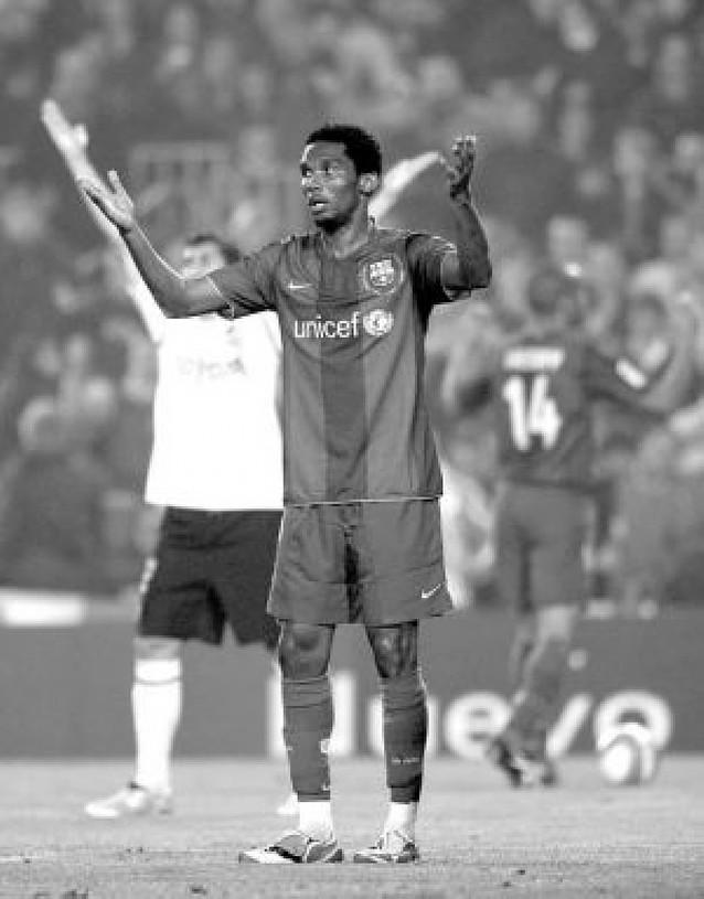 Xavi, el goleador inesperado