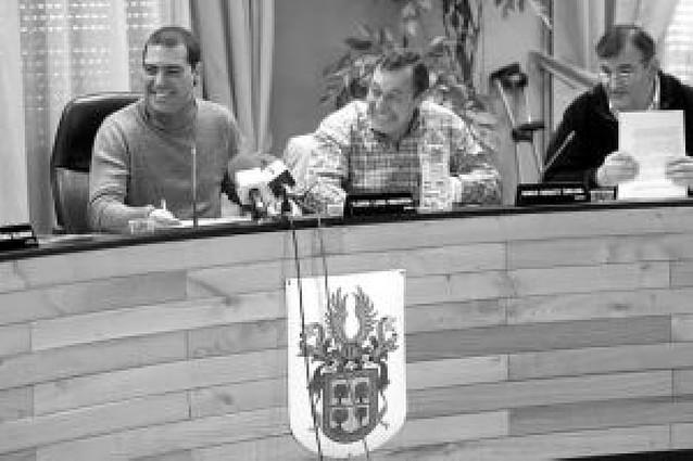 IU denuncia un acuerdo de UPN y PSN en Barañáin