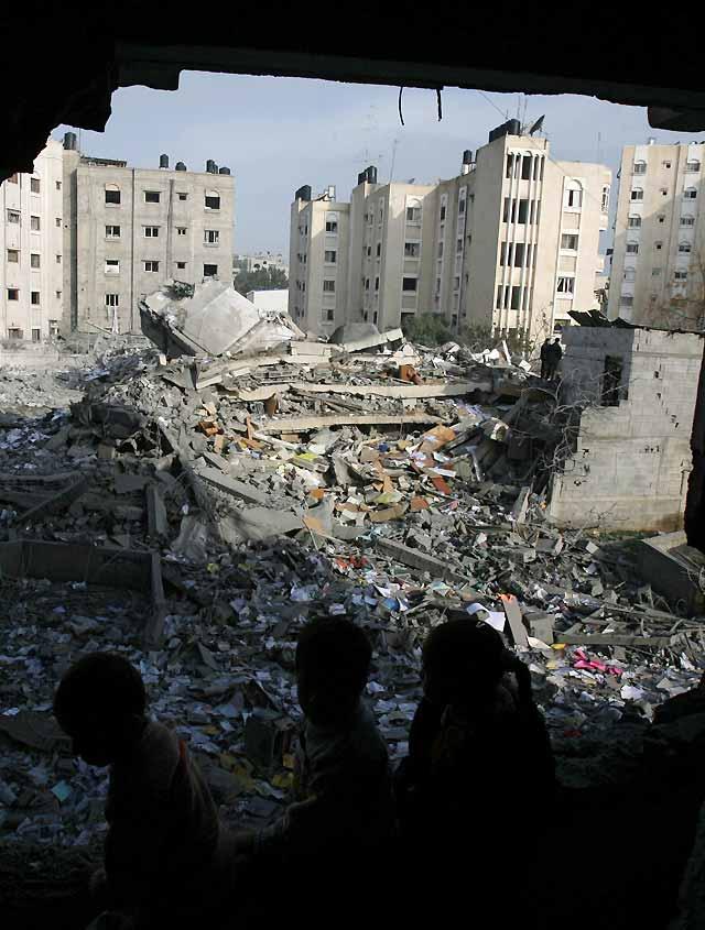 El último ataque israelí en Gaza eleva a 32 los palestinos muertos en dos días