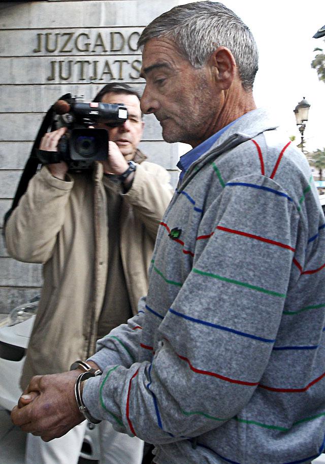 Prisión comunicada y sin fianza para el detenido por asesinar a su pareja en Cullera