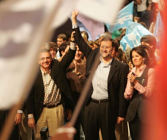 """Moscoso: """"Las elecciones dirimen exclusivamente un gobierno progresista o uno conservador"""""""