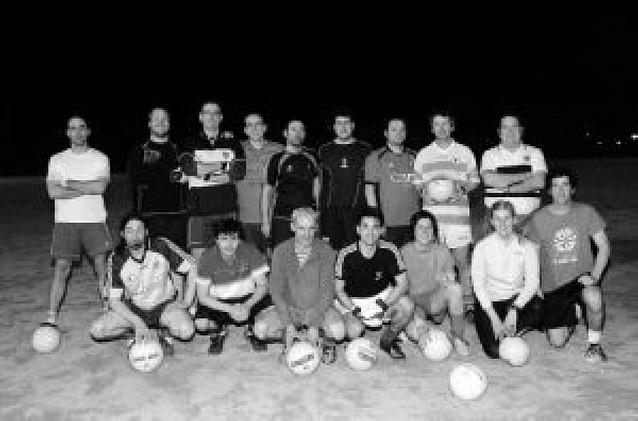 Tardes de barro y fútbol gaélico