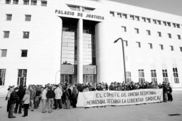 La juez de lo Social nº 1 declara nulos otros seis despidos sindicales en Onena