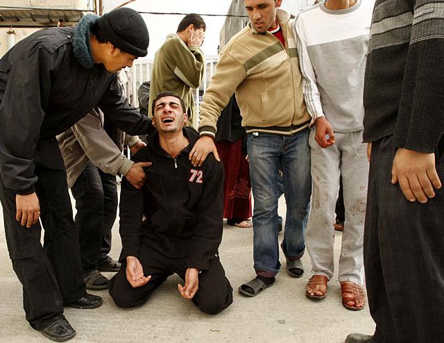 Al menos 31 palestinos muertos en otra incursión israelí en el norte de Gaza