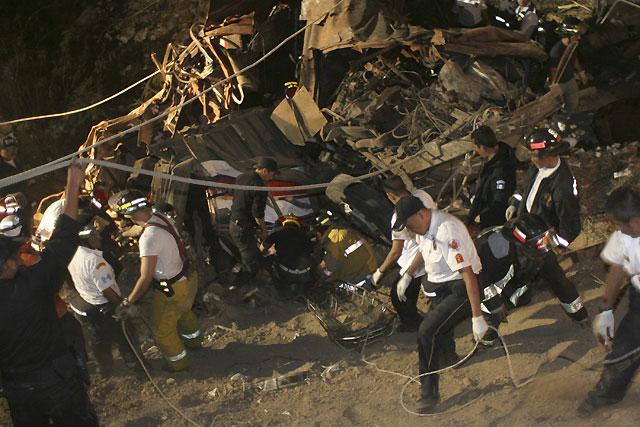 Un trágico accidente de carretera se cobra la vida de 53 personas en Guatemala