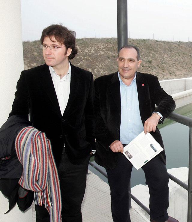 Carlos Chivite se encuentra muy grave en la UCI del Hospital de Navarra