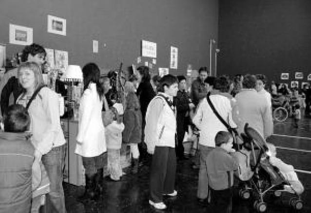Veinte comercios continúan hoy con la Feria del Stock en Santesteban