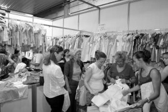 Feria del Stock en Tudela