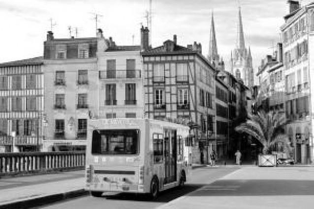 Un autobús eléctrico para Pamplona