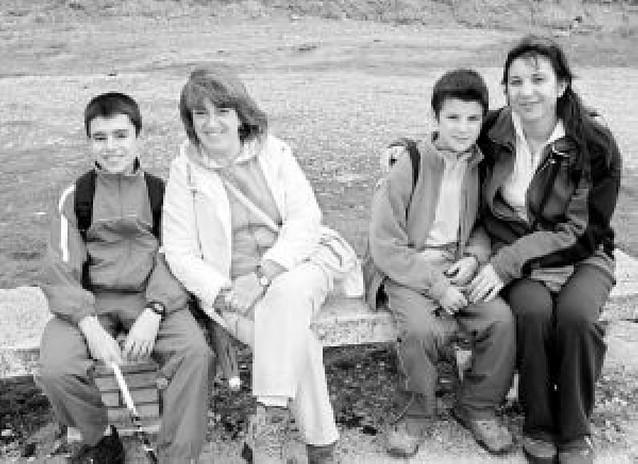 Tres generaciones y una ilusión: la Javierada