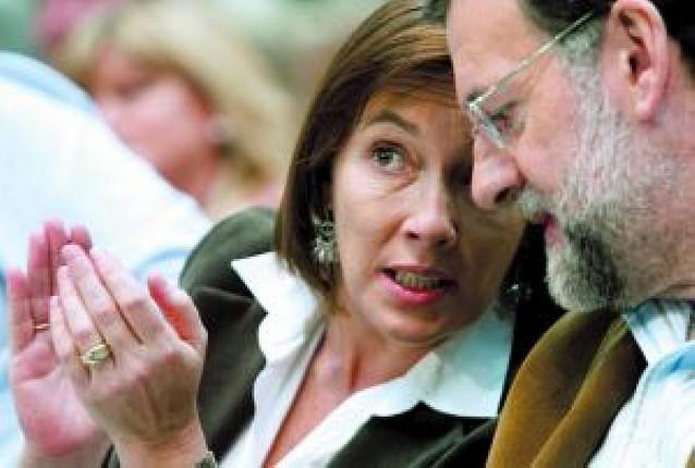 Rajoy defiende también el trasvase del Ebro en el mitin de Zaragoza