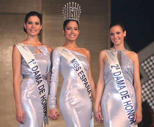 Miss Tenerife es coronada Miss España