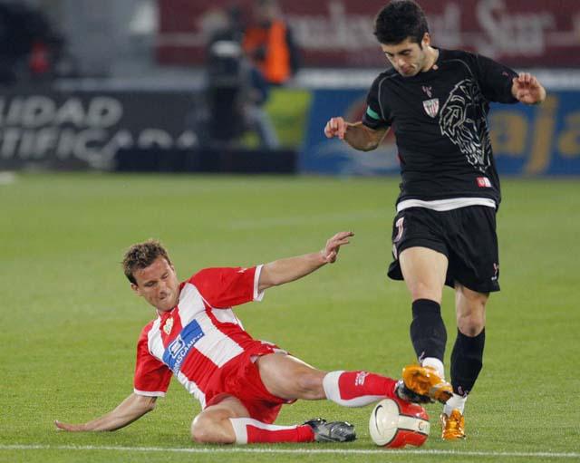 El Zaragoza cae a la italiana