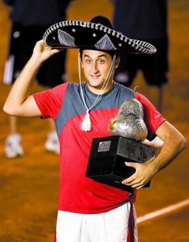 Nicolás Almagro gana el Torneo de Acapulco