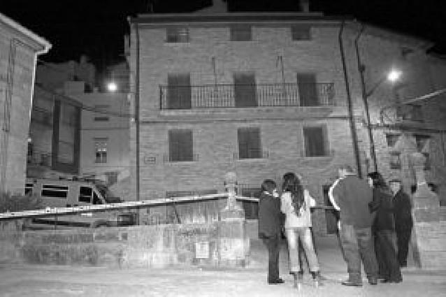 Muere un hombre de 64 años tras una disputa con su cuñado en Arróniz