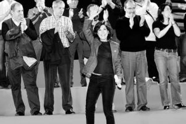 """Barkos: """"En Navarra gobierna la derecha gracias a un partido socialista cobarde"""""""