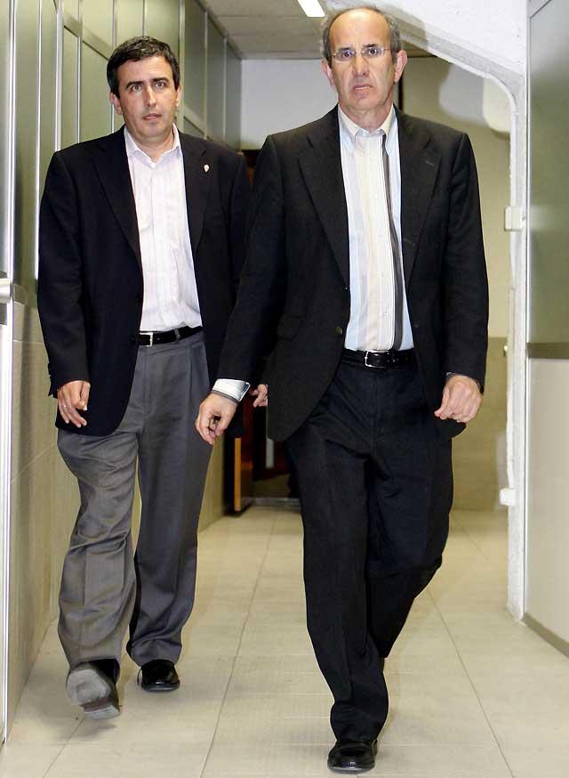 Irureta deja su cargo como técnico del Zaragoza