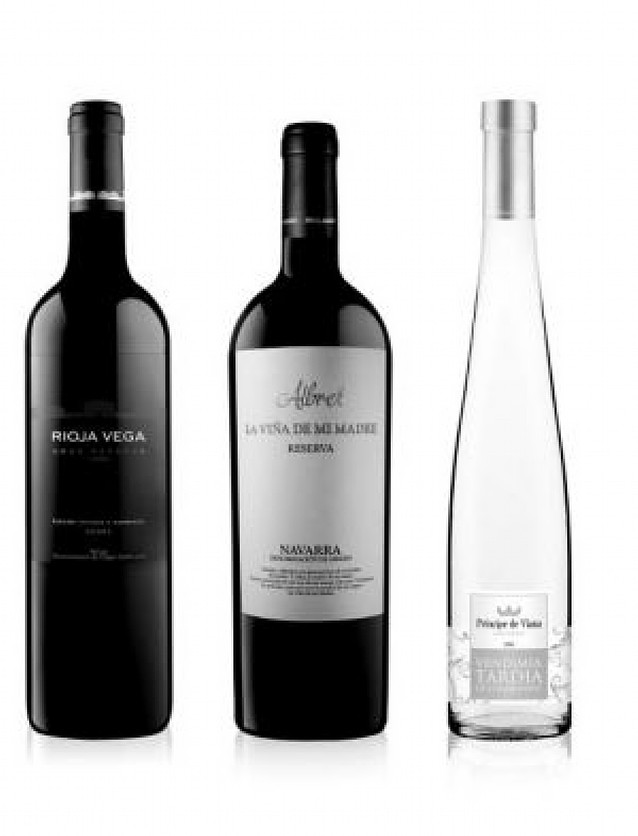 """Tres vinos del Grupo Príncipe de Viana, premiados en el concurso """"Vino y Mujer"""""""
