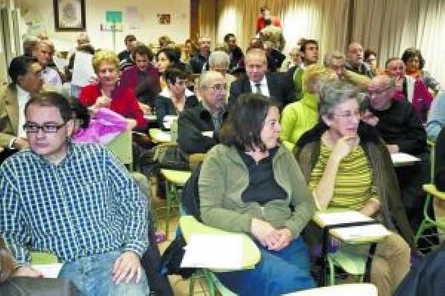 Cascante reúne a 20 personas en su II Curso Teórico de Arqueología