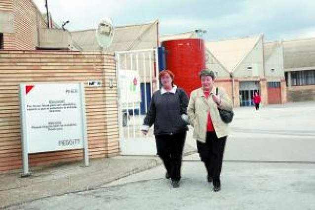Un total de 31 empleados de Piher de Tudela se van voluntariamente tras la oferta de la empresa