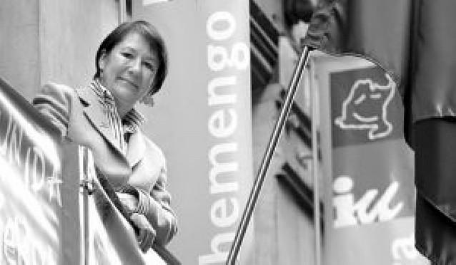 """""""La gente que no palpó el cambio en Navarra votará IU"""""""
