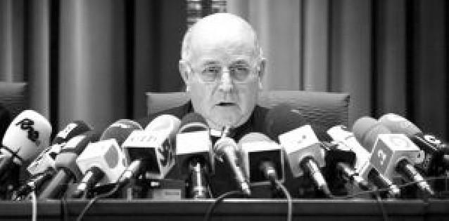 """Blázquez afirma que """"la Iglesia no quiere imponer la fe y la moral católica"""""""