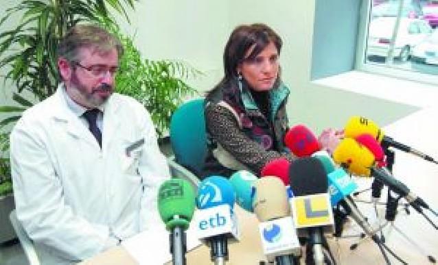 """Carlos Chivite no evoluciona y continúa en estado """"muy grave"""""""